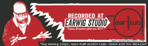 EARWIG RECORD DISPLAY 2