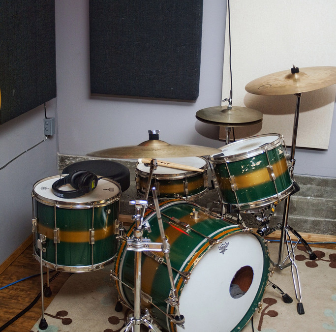 """Home Recording Drums"" audio workshop starts Tuesday, March 19"