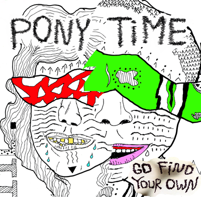 Pony Time releases full-length on Per Se Records