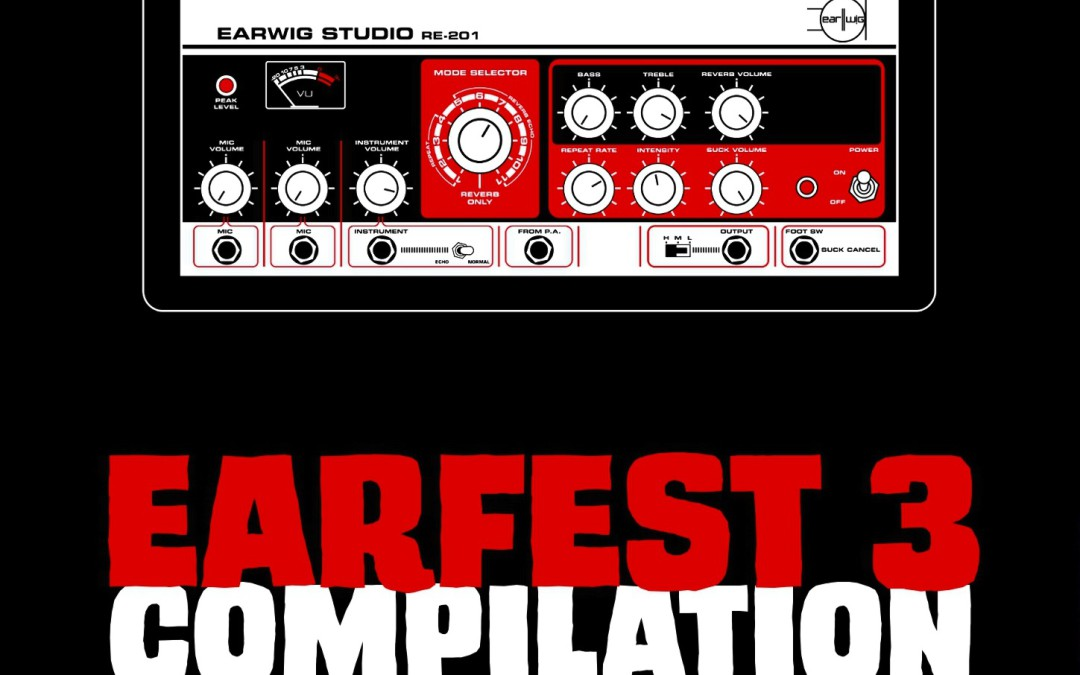 Earfest 3 – Sep 7 @ Slim's Last Chance